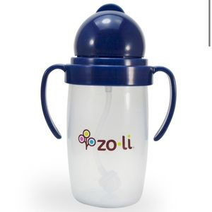 ZOLI BOT 2.0 Straw Sippy Cup (10oz)